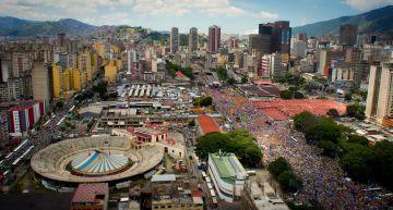 The growth of bitcoin popularity in Venezuela
