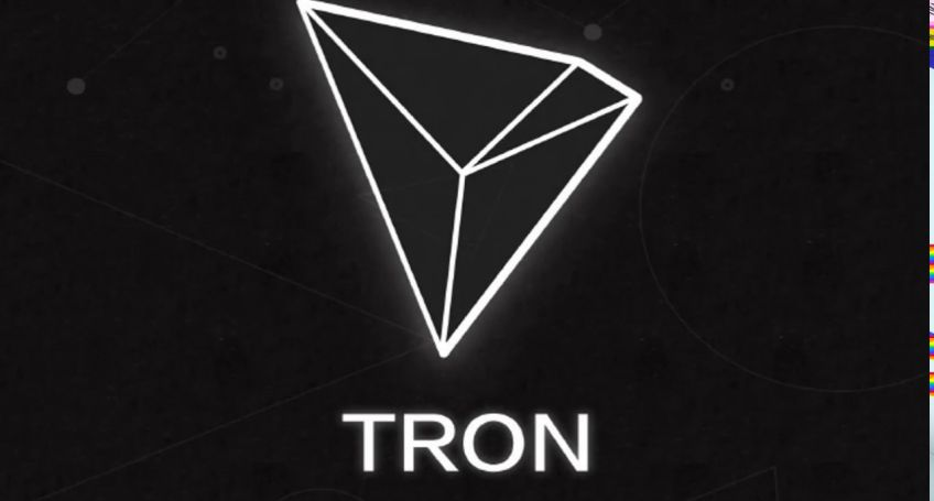 The total capitalization of TRON has grown