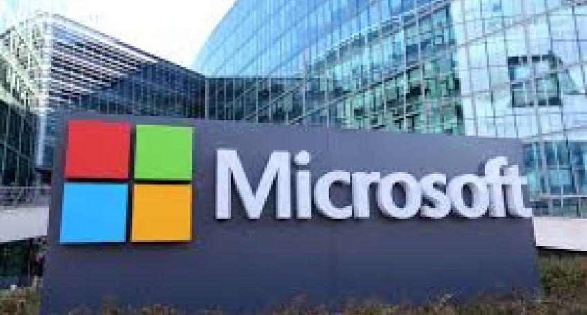 Microsoft presents new development.