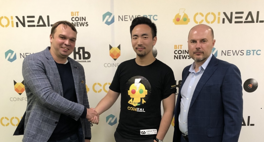 Сoineal Announces Partnership With IEO Agency