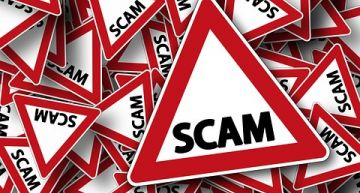 Scammers deceive people to enter fake crypto currency exchange websites