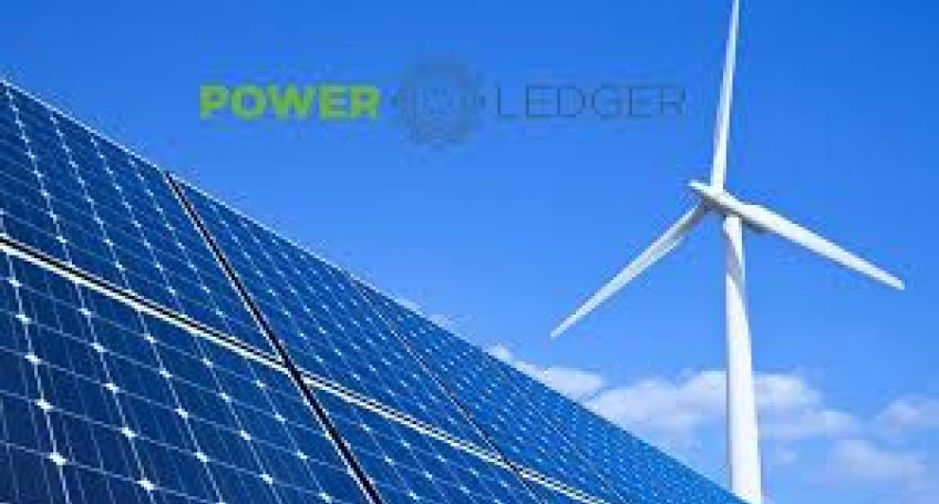 Japanese company is testing system of peer-to-peer trade by renewable energy sources.