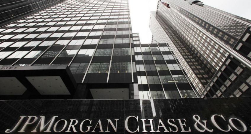 JPMorgan: blockchain decision for transactions among banks.